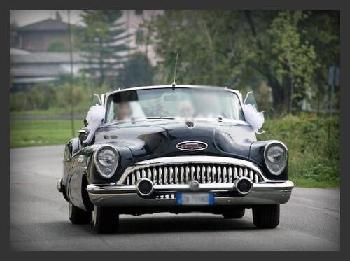 Noleggio Buick Super Convertible