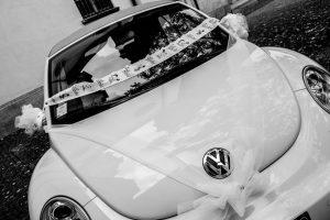 """Noleggio Volkswagen New Beetle """"Cabriolet"""" Milano"""